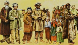 Образы героев поэмы Н.А. Некрасова «Кому на Руси жить хорошо»