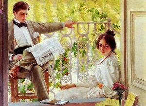 Смысл названия романа И.С. Тургенева «Отцы и дети»