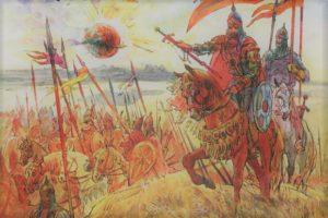 Образ князя Игоря в произведении «Слово о полку Игореве»