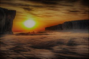 Доклад Антарктида