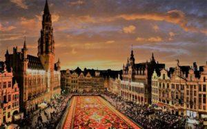 Доклад Бельгия