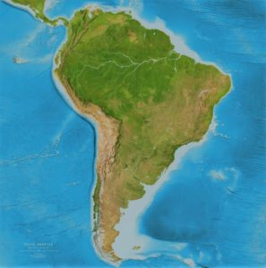 Доклад Южная Америка