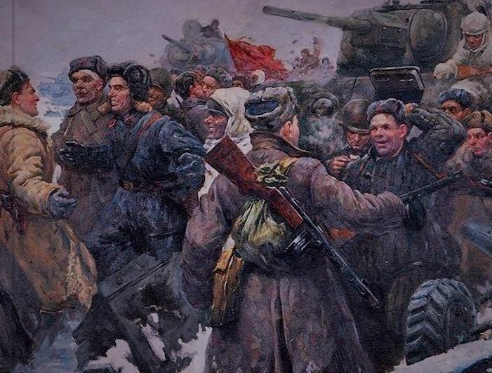 Краткое содержание в окопах сталинграда