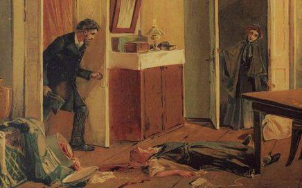 Краткое содержание преступление и наказание