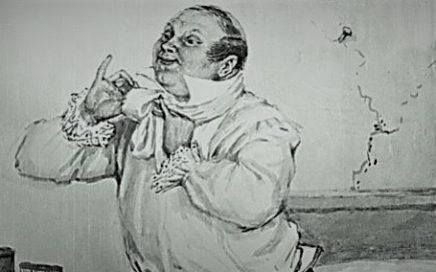 Образ Чичикова в поэме Н.В. Гоголя «Мертвые души»