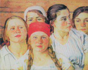 Женские образы в поэме Н.А. Некрасова «Кому на Руси жить хорошо»
