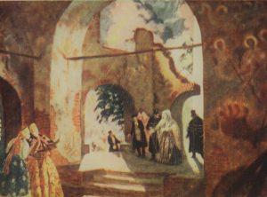 Темное царство в пьесе А.Н. Островского «Гроза»
