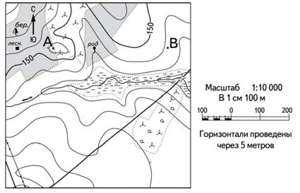 Задание №28 ЕГЭ по географии пример 1