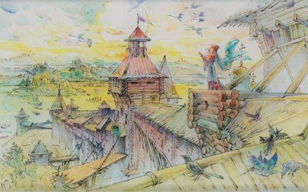 Образ русской земли в произведении «Слово о полку Игореве»