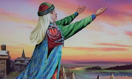 Образ Ярославны в «Слове о полку Игореве»