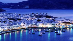 Доклад Греция