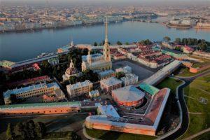 Доклад Петропавловская Крепость