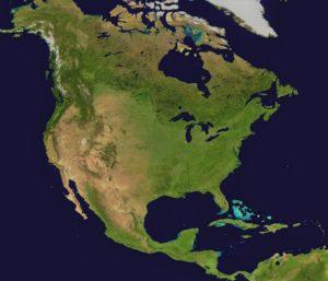 Доклад Северная Америка