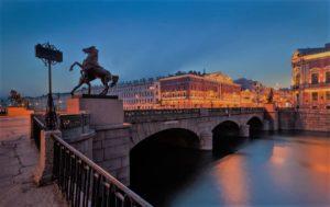 Доклад аничков мост