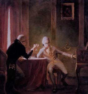 Краткое содержание моцарт и сальери