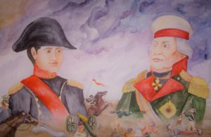 Кутузов и Наполеон в романе Война и Мир