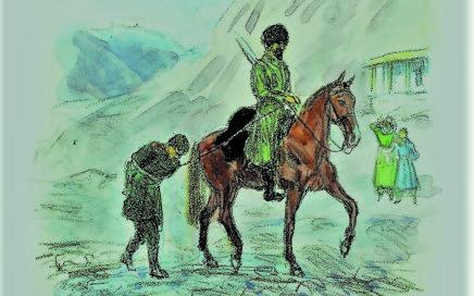 Краткое содержание Кавказский пленник