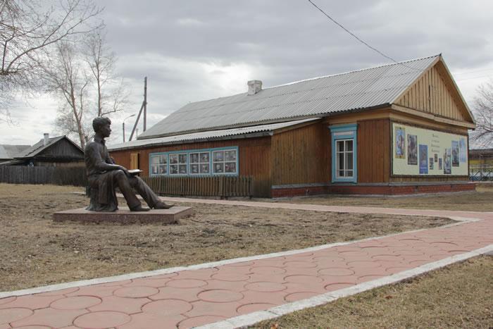 Дом-музей на родине Вампилова