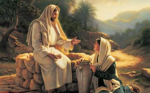 Картина с Иисусом Христом