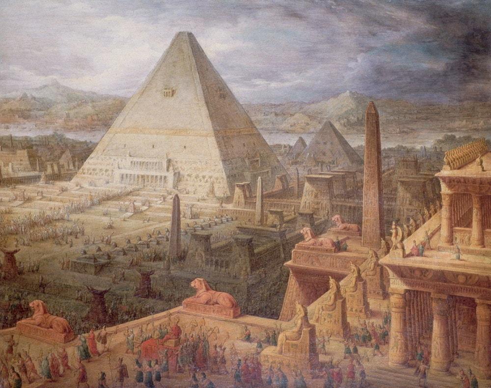 Древний Египет – интересные факты, фото и видео - «Как и Почему»