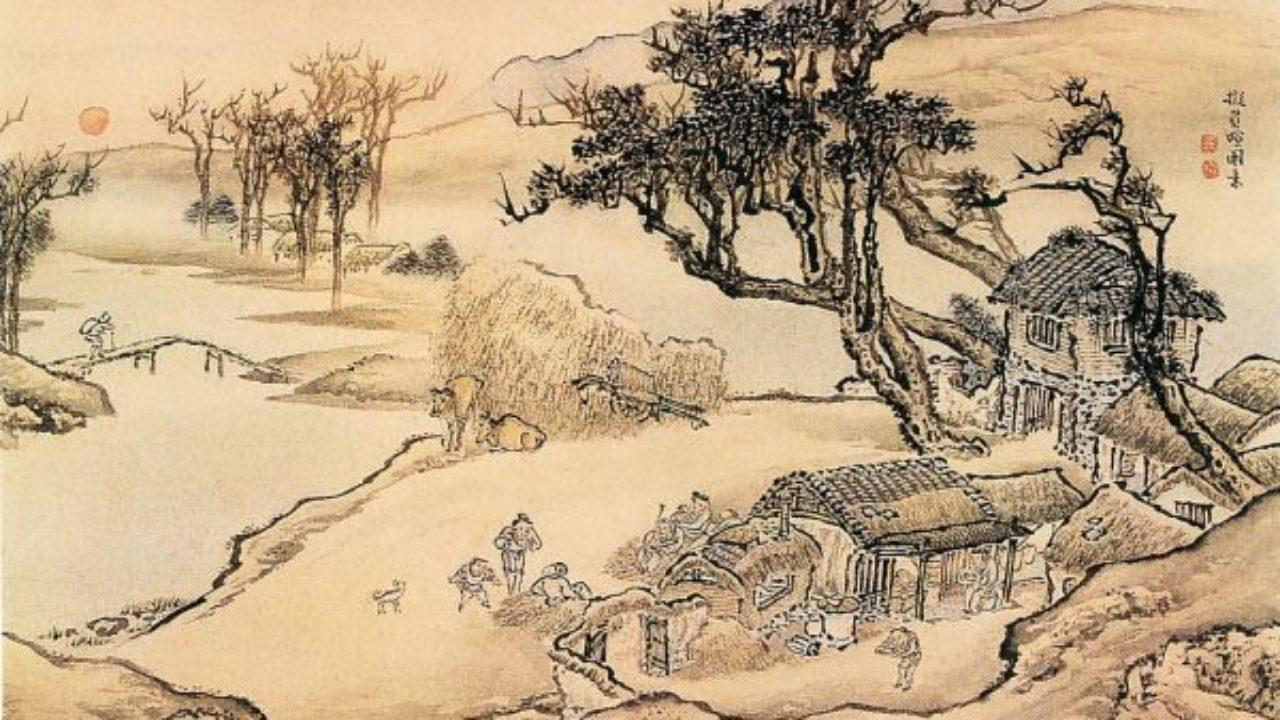 Древний Китай: Незаметный император Поднебесной