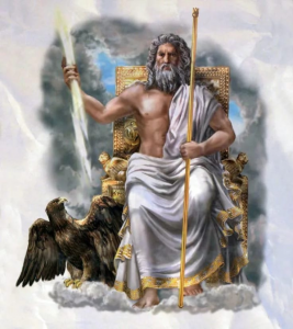 Зевс. Бог Олимпа.