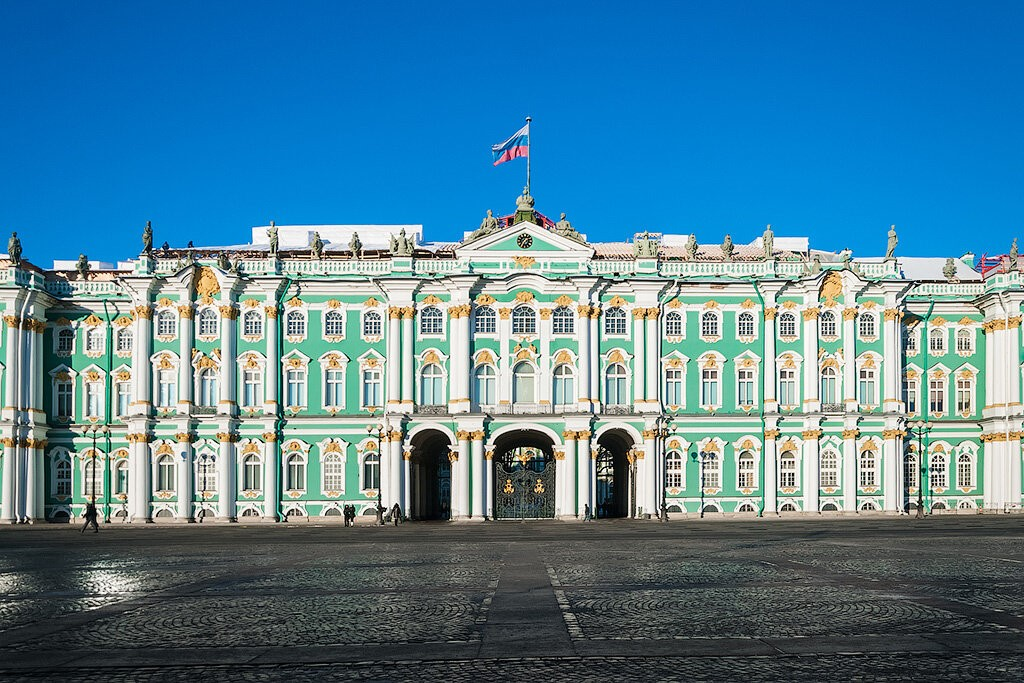 Культура в России после Петра I в XVIII в.