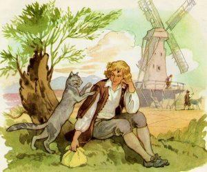 «Кот в сапогах» Ш. Перро, иллюстрация