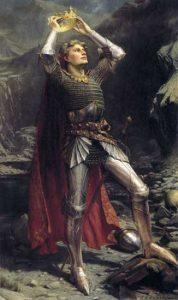 Центральный герой британского эпоса – Король Артур